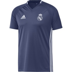 Maillot entraînement Real Madrid bleu 2016 - 2017