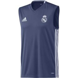 Maillot entraînement Real Madrid sans manches 2016 - 2017