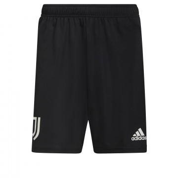 Short entraînement Juventus noir 2021/22