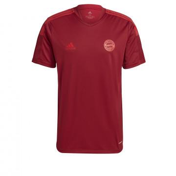 Maillot entraînement Bayern Munich rouge 2021/22