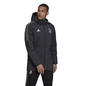 Manteau Juventus gris 2021/22