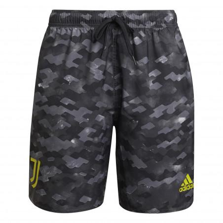 Short de bain Juventus noir 2021/22
