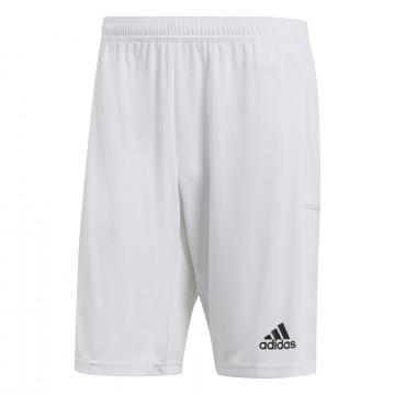 Short entraînement adidas blanc