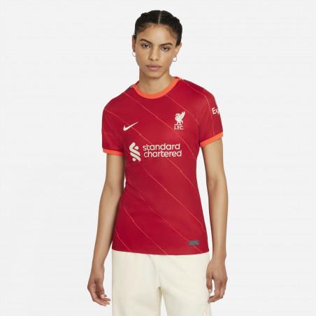 Maillot Femme Liverpool domicile 2021/22