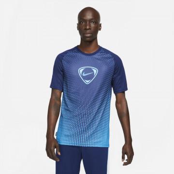 Maillot entraînement Nike Joga Bonito bleu