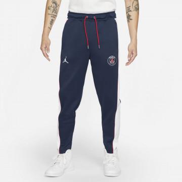 Pantalon PSG x Jordan bleu rouge 2021/22