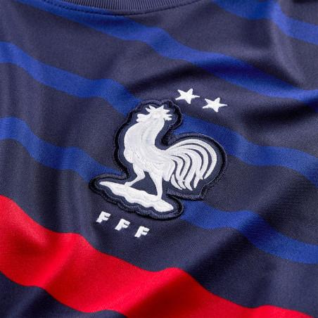 Maillot Benzema Equipe de France domicile 2020