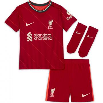Tenue bébé Liverpool domicile 2021/22