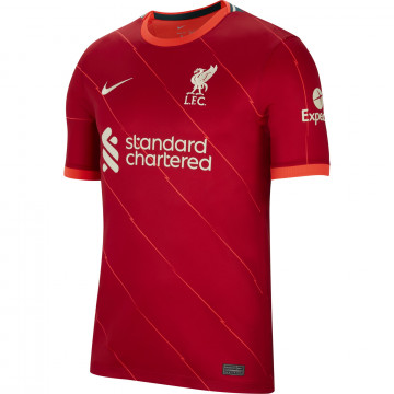 Maillot Liverpool domicile 2021/22 + flocage