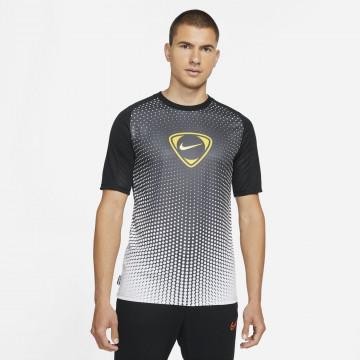 Maillot entraînement Nike Joga Bonito noir jaune