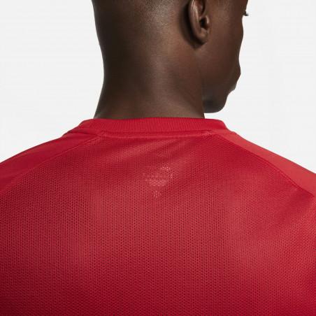 Maillot entraînement Nike Joga Bonito rouge