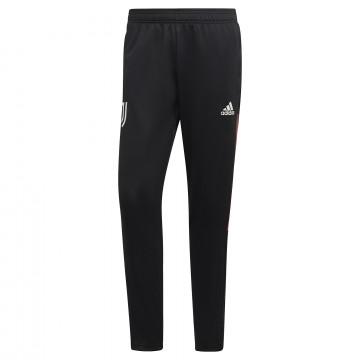 Pantalon survêtement Juventus noir rose 2021/22