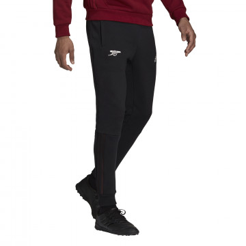 Pantalon survêtement Arsenal molleton noir 2021/22