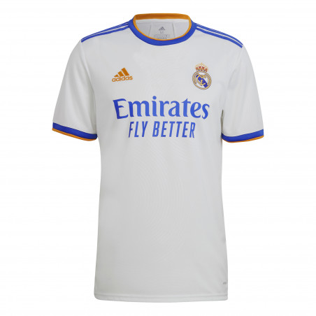 Maillot Real Madrid domicile 2021/22