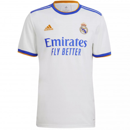 Maillot Benzema Real Madrid domicile 2021/22