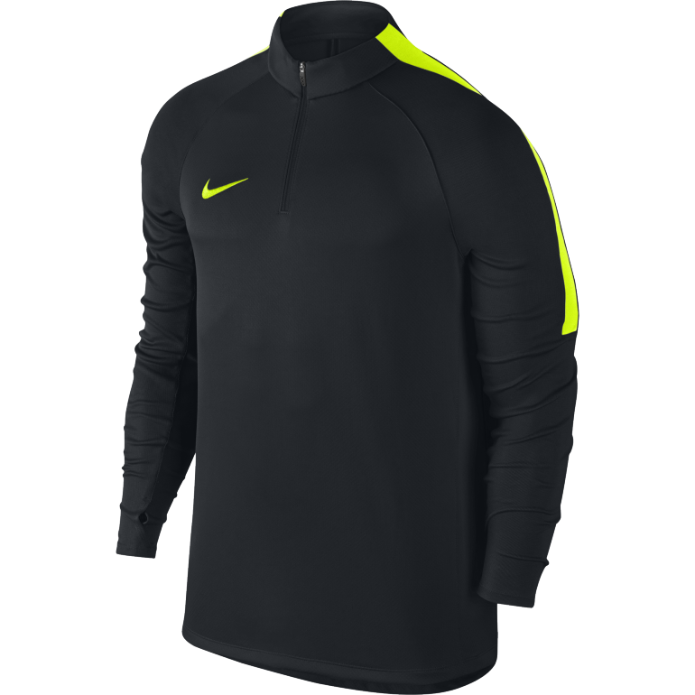 Men's Nike Squad Football Drill Top1