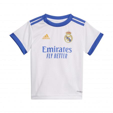 Tenue bébé Real Madrid domicile 2021/22