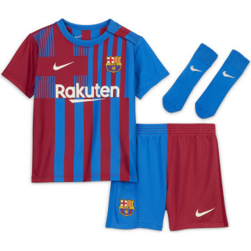 Tenue bébé FC Barcelone domicile 2021/22