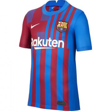 Maillot junior FC Barcelone domicile 2021/22