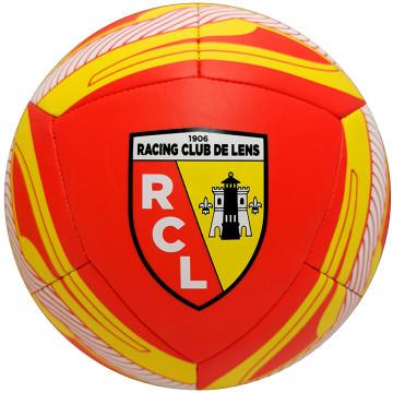 Ballon RC Lens rouge jaune 2021/22