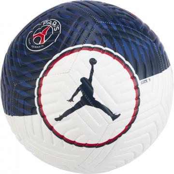 Ballon PSG Strike bleu blanc 2021/22