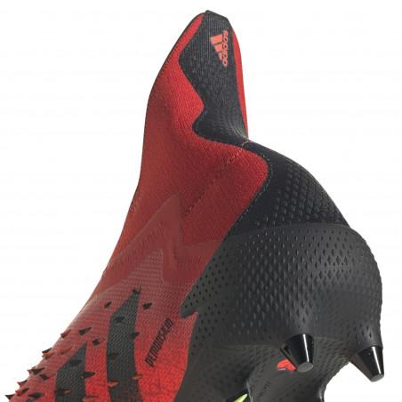 adidas Predator Freak+ SG rouge noir