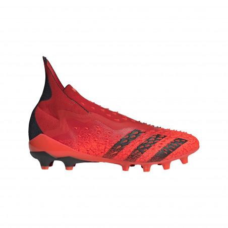 adidas Predator Freak+ AG rouge noir
