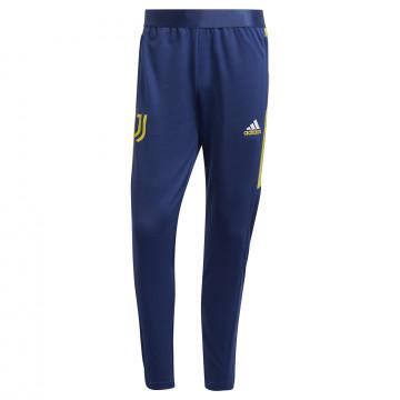 Pantalon survêtement Juventus Europe bleu jaune 2021/22