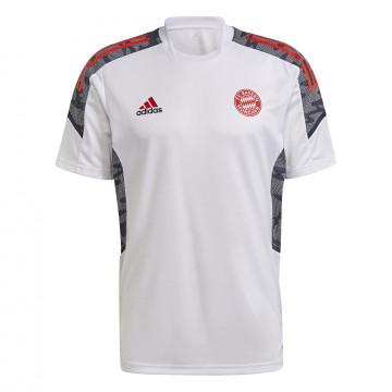 Maillot entraînement Bayern Munich Europe blanc 2021/22