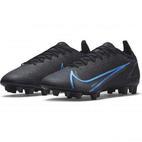 Nike Mercurial Vapor 14 Elite AG noir bleu