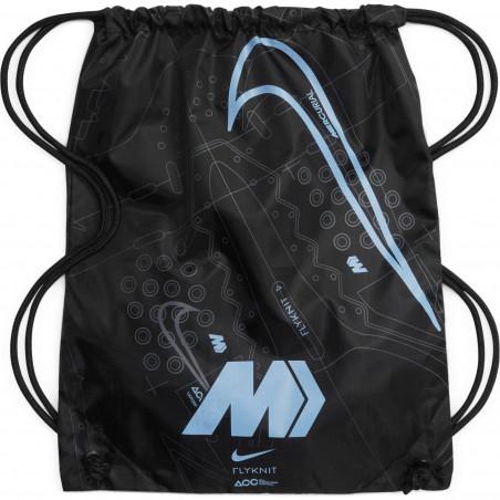Nike Mercurial Superfly 8 Elite FG noir bleu