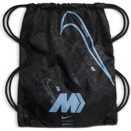 Nike Mercurial Superfly 8 Elite SG-Pro Anti-Clog noir bleu