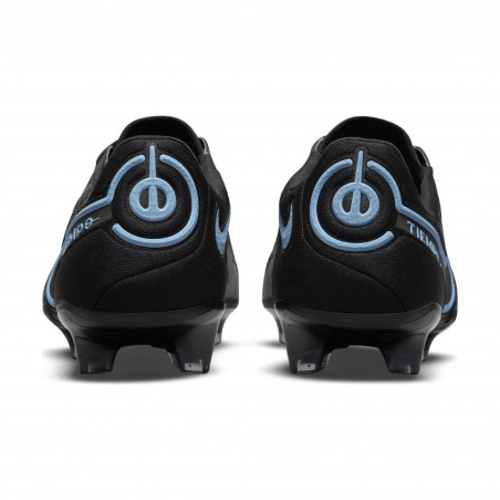 Nike Tiempo Legend 9 Elite FG noir bleu