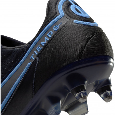 Nike Tiempo Legend 9 Elite SG-Pro Anti-Clog noir bleu