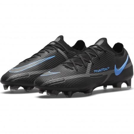 Nike Phantom GT2 Elite FG noir bleu