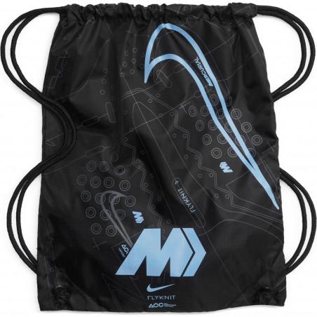 Nike Mercurial Vapor 14 Elite FG noir bleu