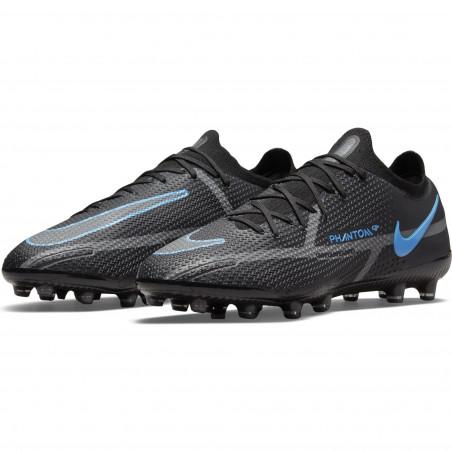 Nike Phantom GT2 Elite AG-Pro noir bleu