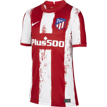 Maillot junior Atlético Madrid domicile 2021/22
