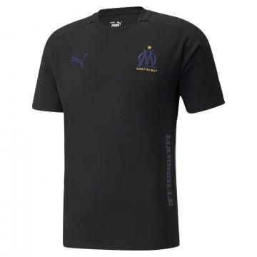 T-shirt OM Casual noir 2021/22