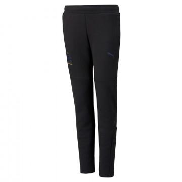 Pantalon survêtement junior OM Casual noir 2021/22