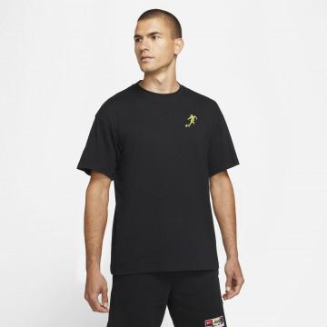 T-shirt Nike F.C. Joga Bonito noir jaune