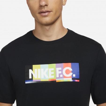 T-shirt Nike F.C. Joga Bonito noir
