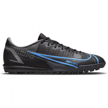 Nike Mercurial Vapor 14 Academy Turf noir bleu