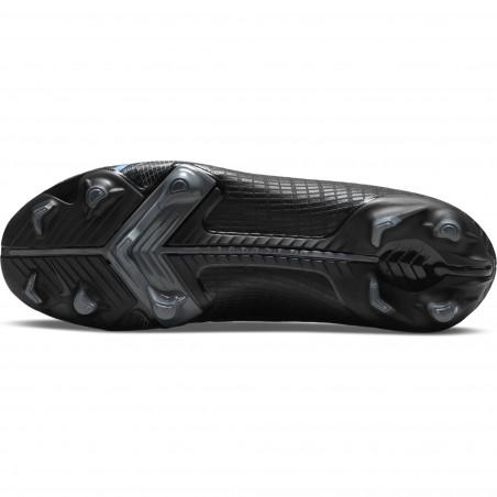 Nike Mercurial Superfly 8 junior Academy FG/MG noir bleu