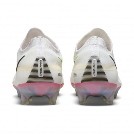 Nike Phantom GT2 Elite FG blanc rose