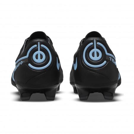 Nike Tiempo Legend 9 Pro FG noir bleu