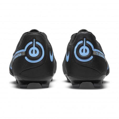 Nike Tiempo Legend 9 junior Academy FG/MG noir bleu