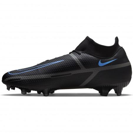 Nike Phantom GT2 Academy montante FG/MG noir bleu