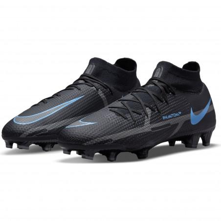Nike Phantom GT2 Pro montante FG noir bleu
