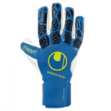 Gants gardian Uhlsport AbsolutGrip bleu noir